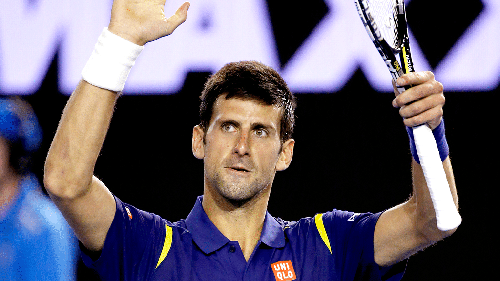 Novak Djokovic. (Photo: AP)