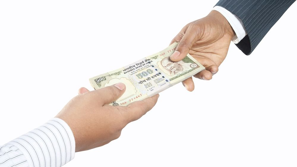 The government is contemplating a huge, across the board pay increase of nearly 24% that will add Rs 1.05 lakh crores to the central government's wage and pension bill.(Photo: iStock)