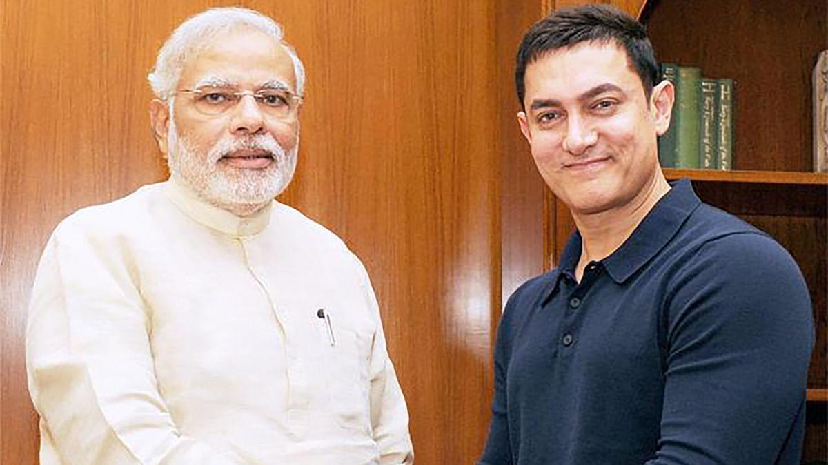Aamir Khan Is All Praise for PM Modi's 'Jal Shakti Abhiyan'