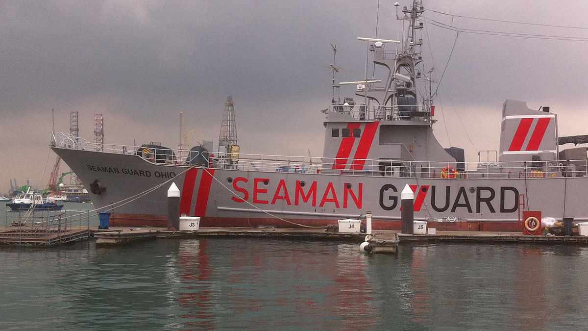 "A Tuticorin court, on Monday,  sentenced all the 35 crew members of US company-owned ship Seaman Guard Ohio to five years rigorous imprisonment  (Photo: <a href=""https://en.wikipedia.org/wiki/MV_Seaman_Guard_Ohio"">wikipedia</a>)"
