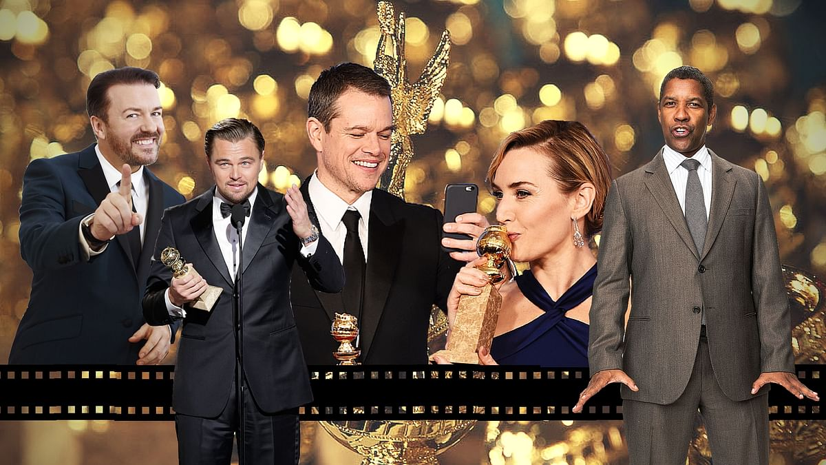 If you missed the 73rd Golden Globes, catch up with these important highlights