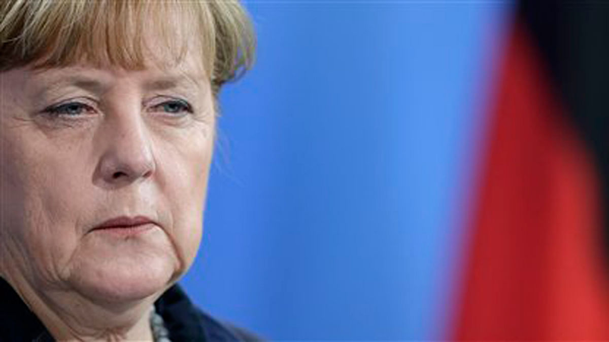 German Chancellor Angela Merkel has proposed changes to make it easier to deport asylum seekers who commit crimes. (Photo: AP)