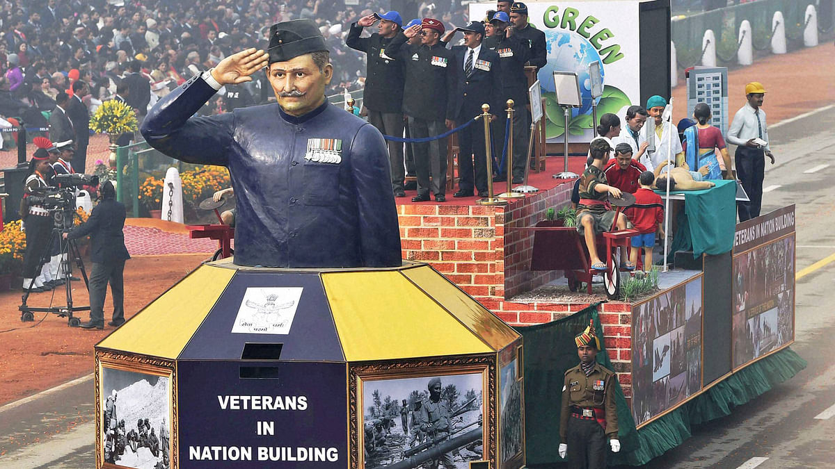 Didi Furious at Centre for Rejecting WB Tableau from R-Day Parade