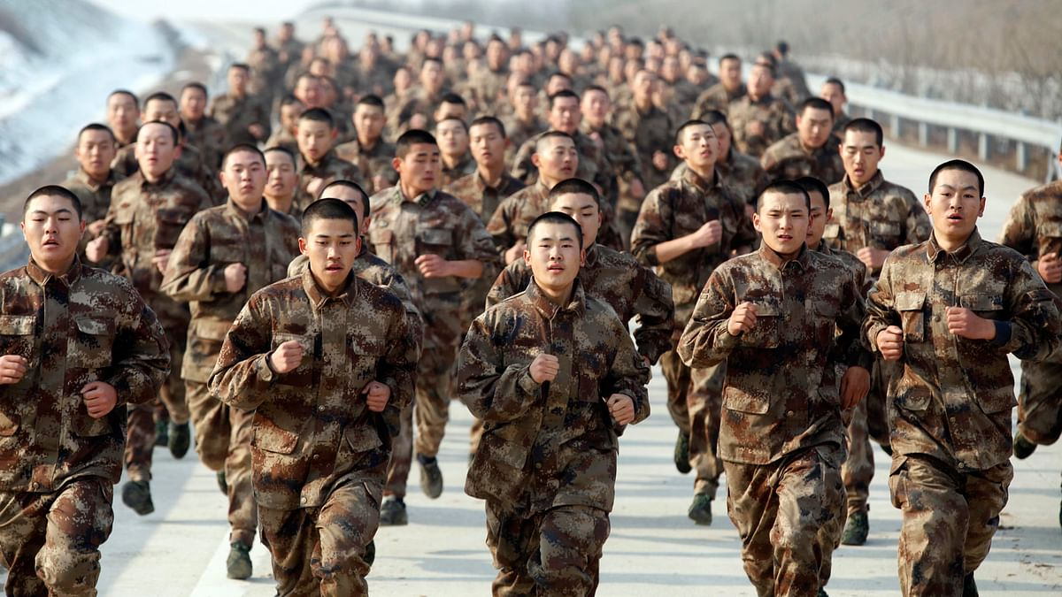The world's largest military force has been revamped to become 'lean and mean'. (Photo: AP)