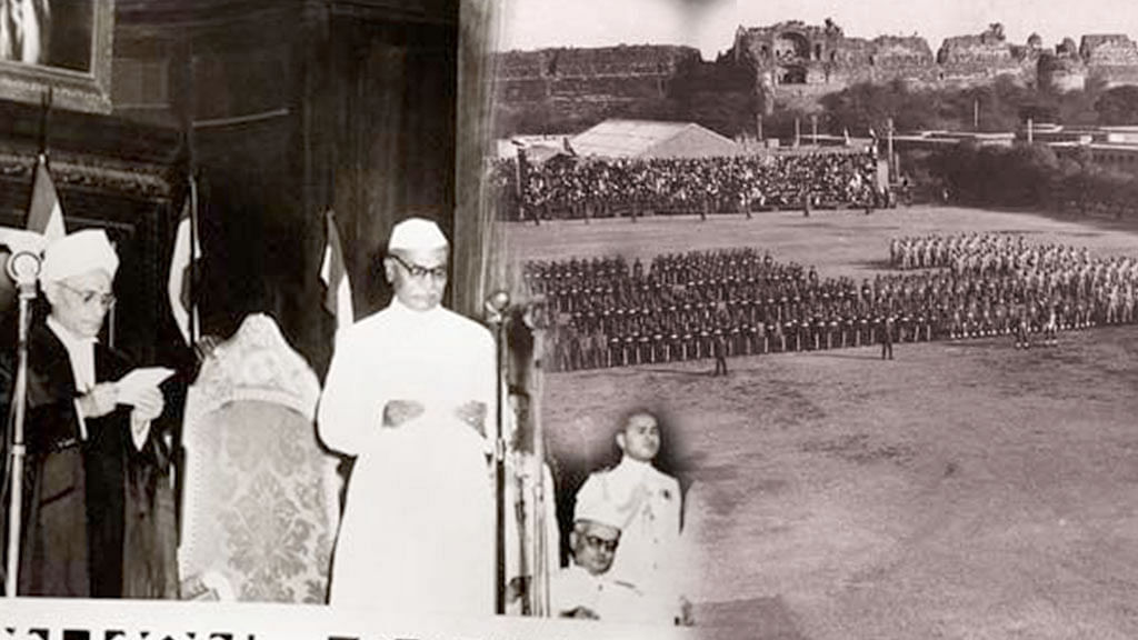 Rewinding the Clock: India's First Republic Day Celebrations