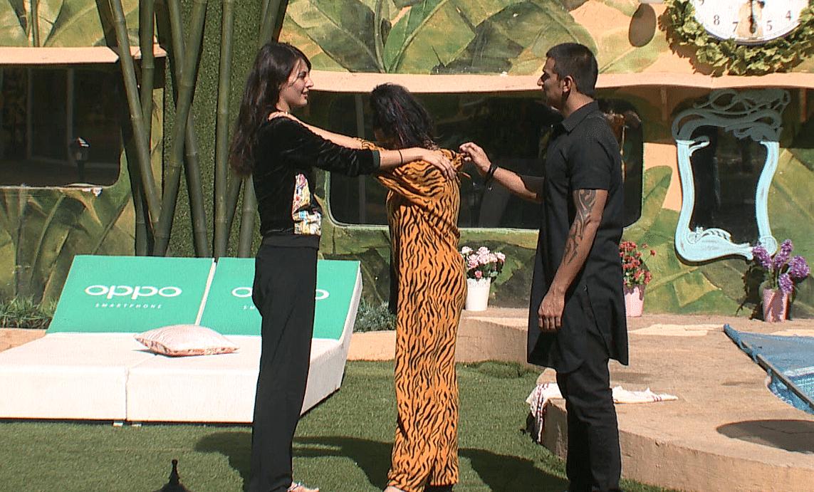 Priya and Mandana get punished by Prince