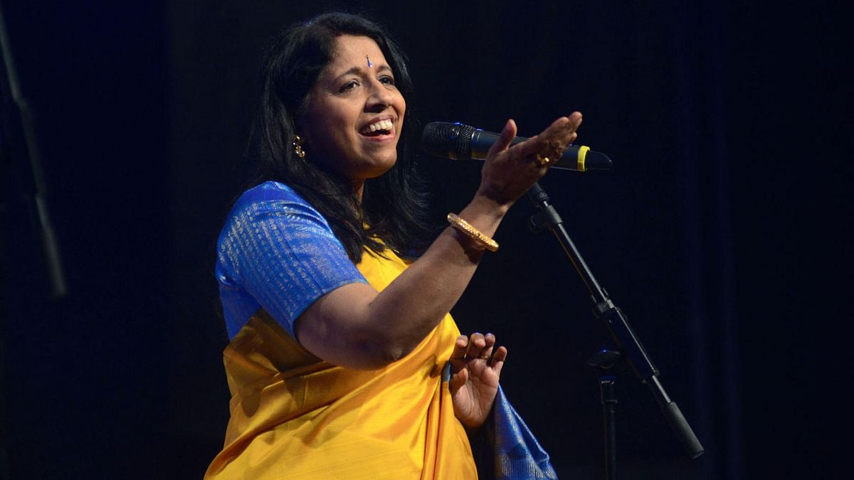 Kavita Krishnamurthy is one of India's most versatile playback singers.