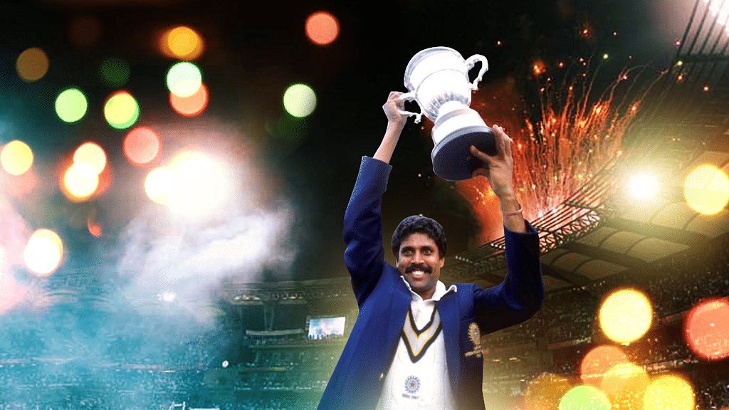 Who had imagined that a Kapil Dev-led Indian side could've defeat West Indies in the 1983 World Cup final?