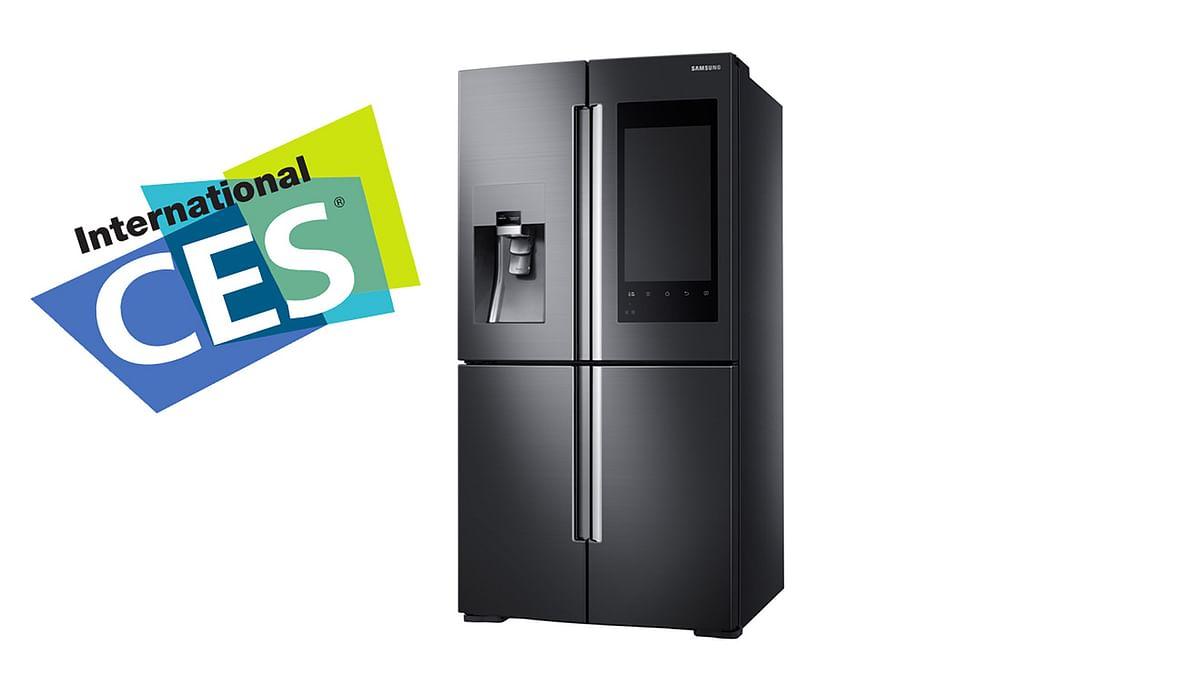 Samsung Family Hub refrigerator. (Photo: Samsung)