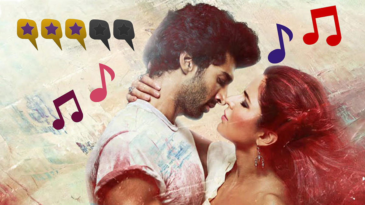Music Review: 'Fitoor' Sounds Above Average at Best
