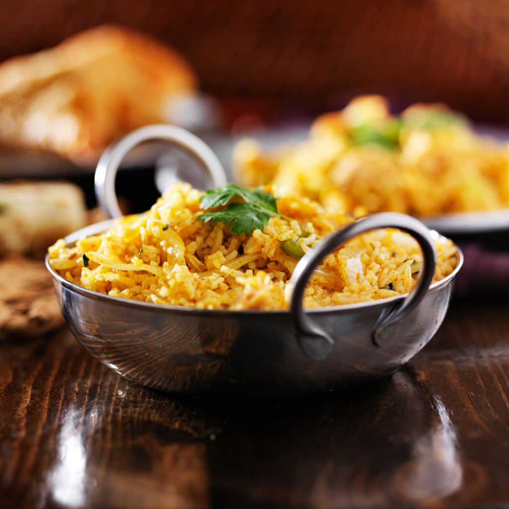 A whiff of mutton biryani could do the trick for you. (Photo: iStock)