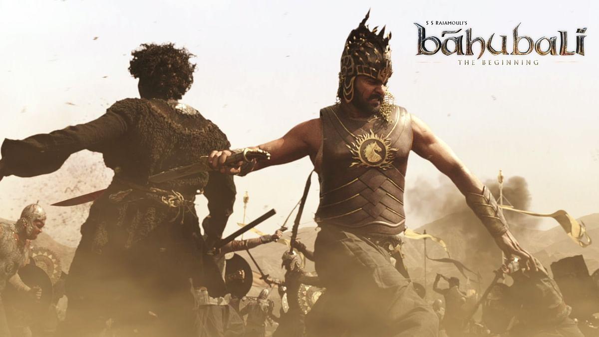 A publicity still of <i>Baahubali: The Beginning</i>