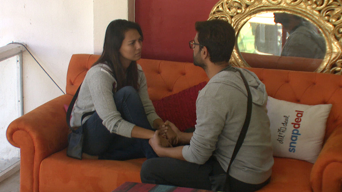 Rochelle and Keith: Trouble in <i>Bigg Boss</i> paradise