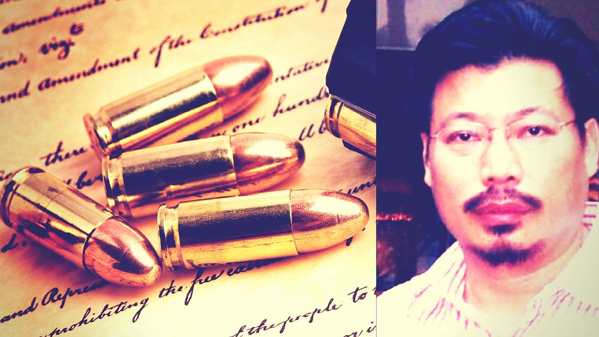 Extradited prisoner from Thailand, Wuthikorn Naruenartwanich, has blown the lid off an arms deal between a Chinese defence firm and the NSCN(IM). (Photo: <b>The Quint</b>)