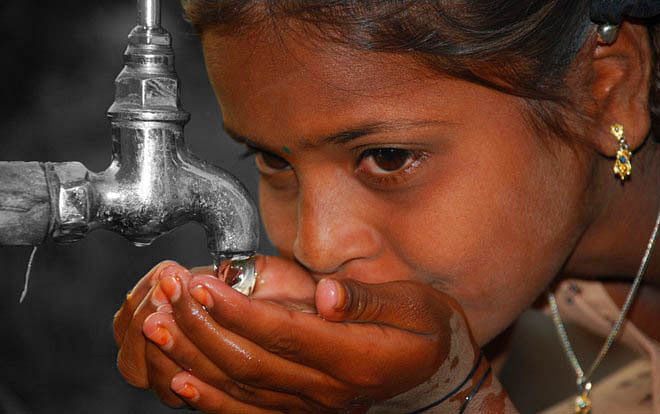 India's progress has been below the mark on parameters of poverty, child and maternal mortality and access to improved sanitation (Photo: iStock)
