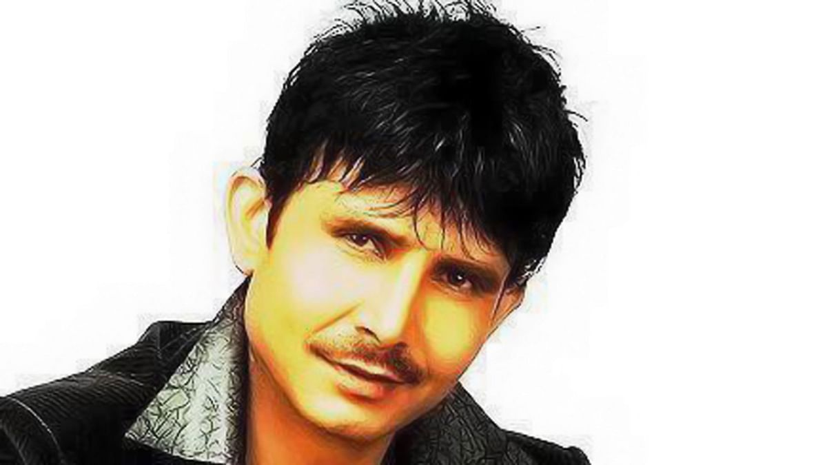 """Twitter loudmouth and actor Kamaal R Khan. (Photo courtesy: <a href=""""https://www.facebook.com/KRK.Kamaalkhan/photos_stream"""">Kamaal R Khan</a>'s Facebook page)"""
