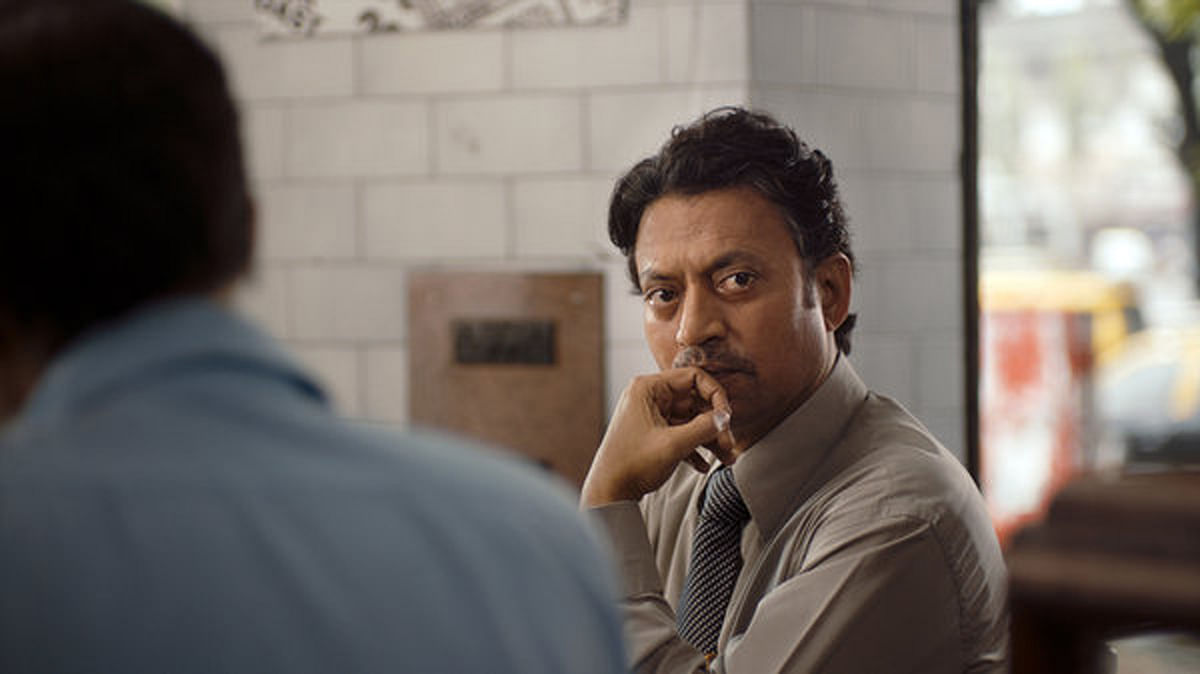 Irrfan Khan in a scene from <i>The Lunchbox</i>
