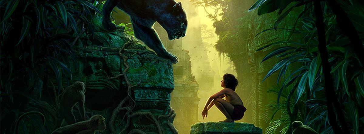"""Poster of the highly awaited 2016 Disney movie <i>The Jungle Book</i>. (Photo Courtesy: <a href=""""https://www.facebook.com/DisneyJungleBook/photos_stream"""">Facebook/The Jungle Book</a>)"""