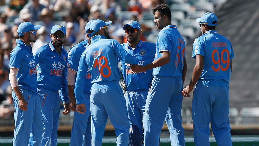 The Indian bowlers put up a dismal performance in the first ODI against Australia. (Photo: AP)