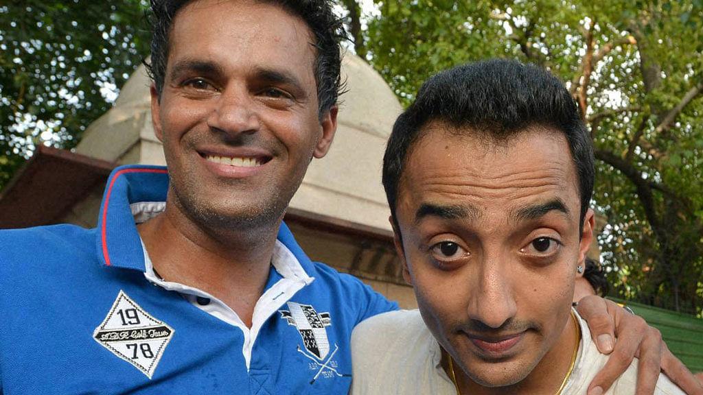 Ajit Chandila (L) and Hiken Shah (R). (Photo: PTI)