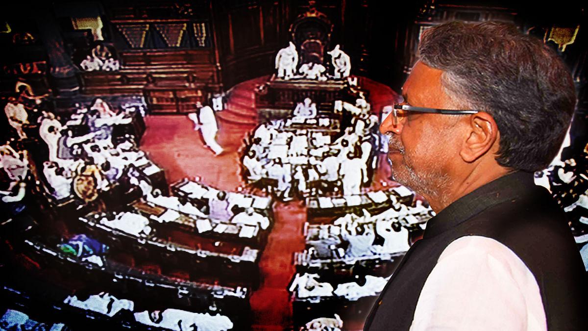 Sushil Modi May Take Rajya Sabha Route to Join Team NaMo