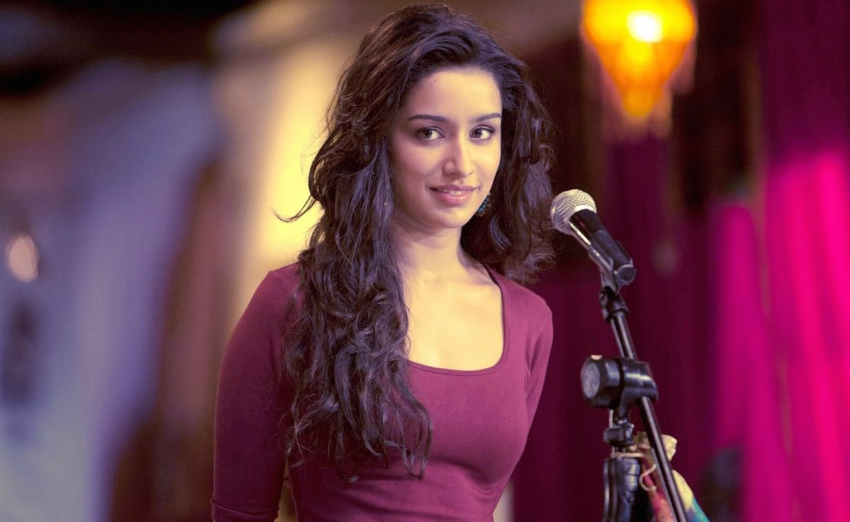 Shraddha Kapoor is feeling rather nervous about her role in Mohit Suri's next (Movie Still: <i>Aashiqui 2</i>)