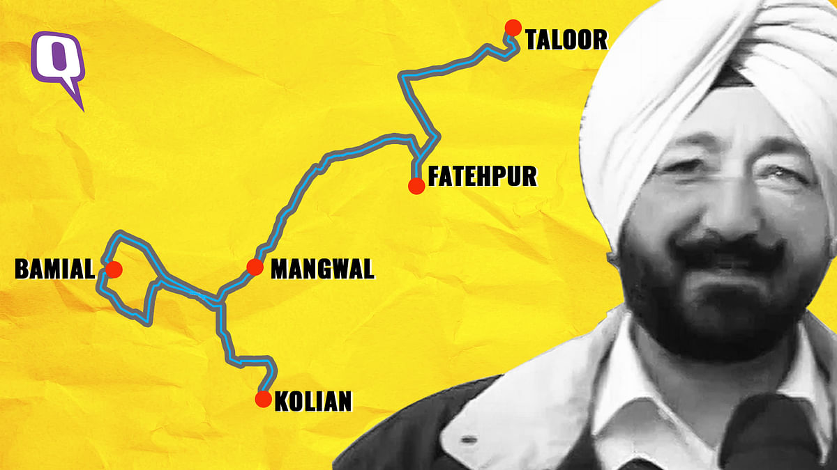 Unexplained visit, missing hours, too many coincidences. Here's what makes SP Salwinder Singh's story suspicious.