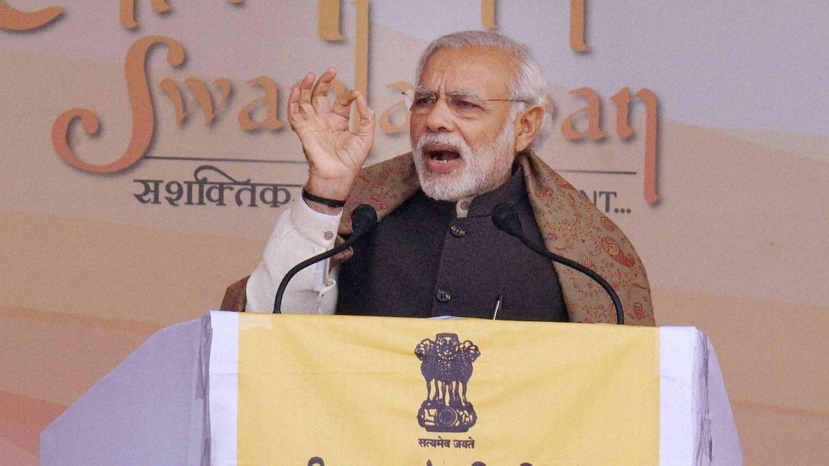 Modi Breaks Silence Over Rohith Vemula's Suicide Amid Protest