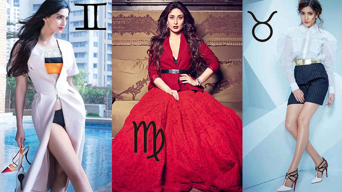 Style file as per your zodiac sign: Sonam Kapoor, Kareena Kapoor, Anushka Sharma give you cues (Photos: Pinterest)