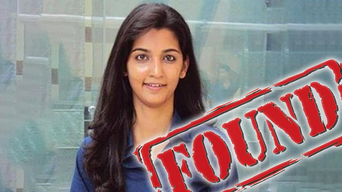Dipti Sarna, who went missing on Wednesday night, was an employee of Snapdeal. (Photo Courtesy: Snapdeal)