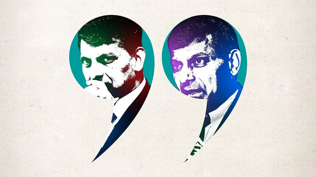 Raghuram Rajan.(Photo: Rahul Gupta/<b>The Quint</b>)