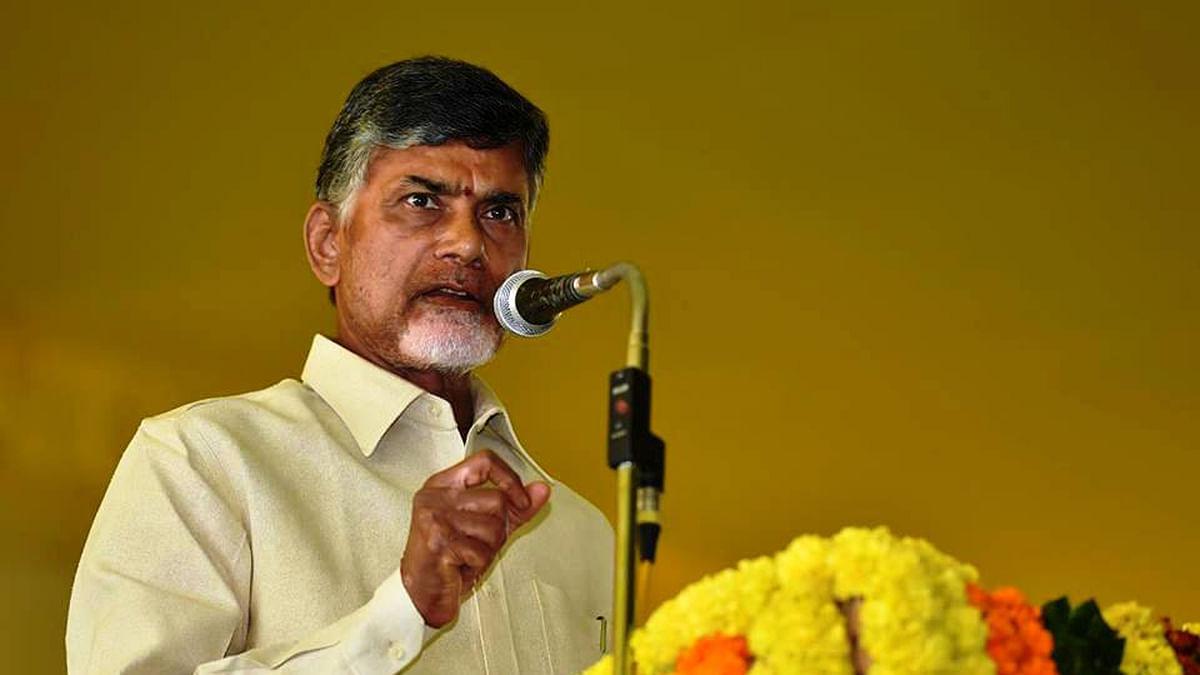 Andhra CM Naidu Deletes Tweet Calling Savarkar a 'Freedom Fighter'