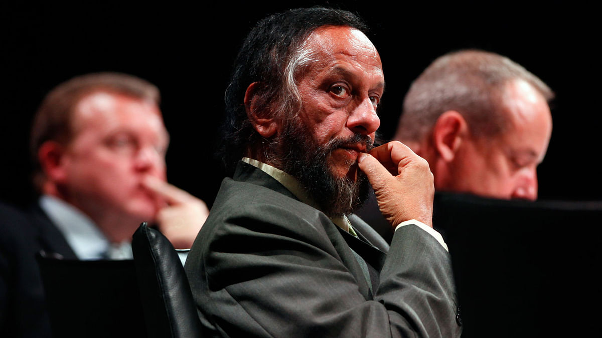 Dr Rajendra Kumar Pachauri is the chair of the Intergovernmental Panel on Climate Change. (Photo: Reuters)