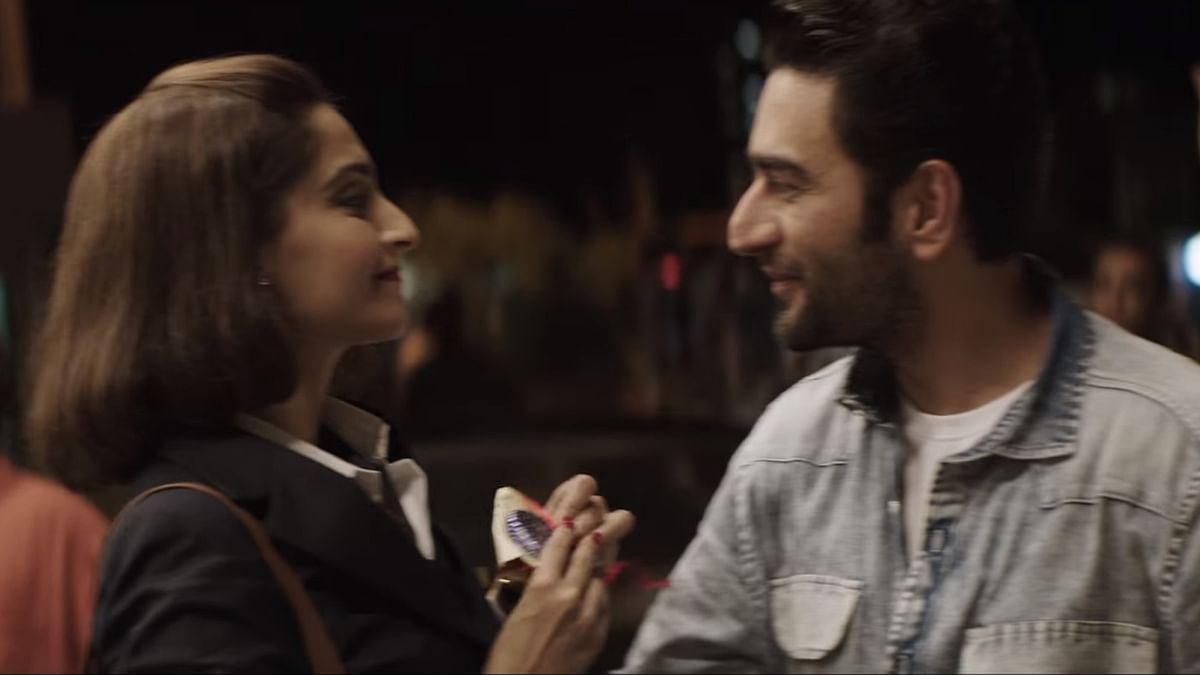 "Shekhar Ravjiani has a small role as <i>Neerja's</i> onscreen love. (Photo Courtesy: <i>Neerja</i>'s <a href=""https://www.youtube.com/watch?v=7779JrWy04g"">trailer</a>)"