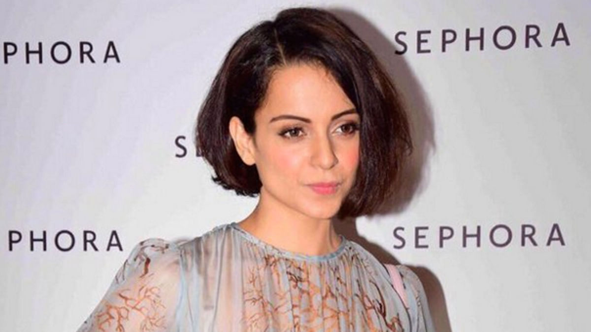 I Was Pinched on My Butt Amidst a Group: Kangana Ranaut