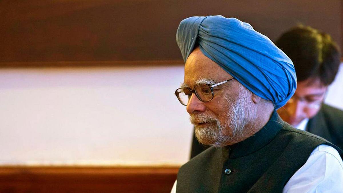 'Jobless Growth' Slipping into 'Job-loss Growth': Manmohan Singh