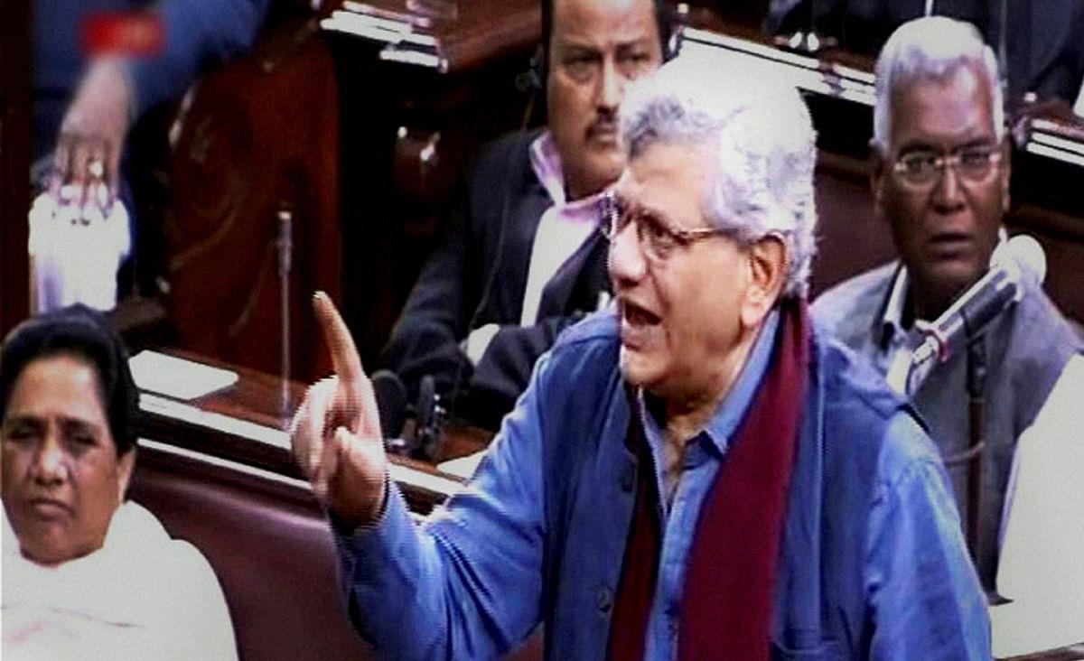 Sitaram Yechury, CPI(M) leader