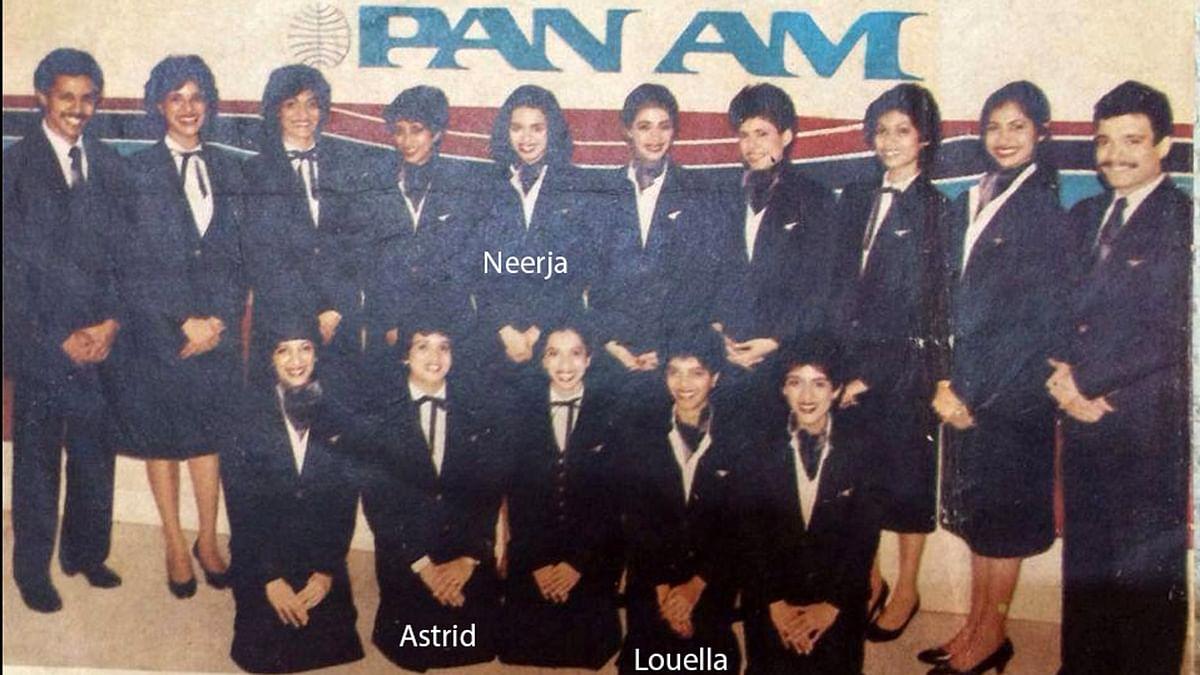 The crew of Pan Am 73. (Photo Courtesy: Steve Priske)