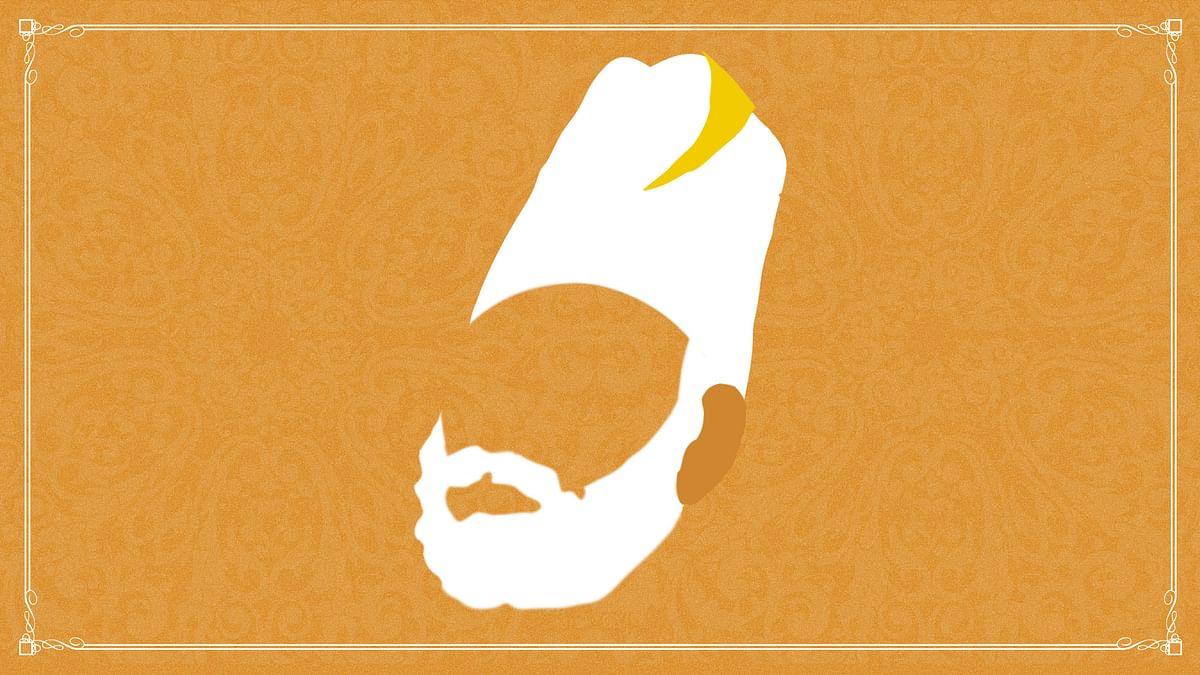 Mirza Ghalib (Graphics: Rahul Gupta/<b>The Quint</b>)