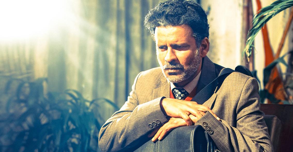 Manoj Bajpayee as Shrinivas Ramchandra Siras in <i>Aligarh</i>
