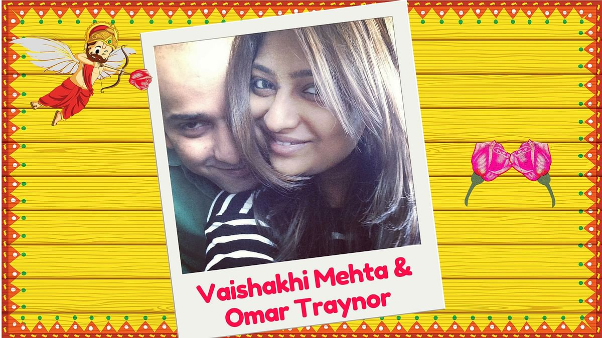 #MyLoveStory: How Omar said 'I Smurf You' to Vaishakhi