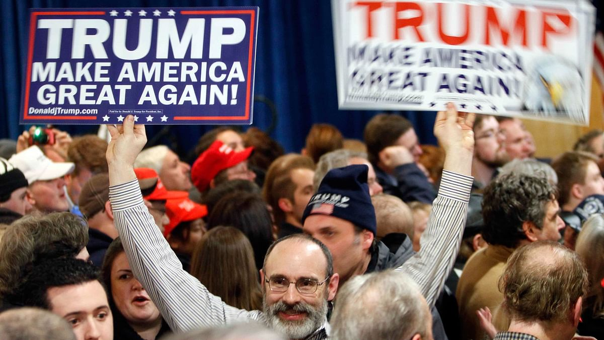 Trump and Sanders have won the NH caucus. (Photo: AP)