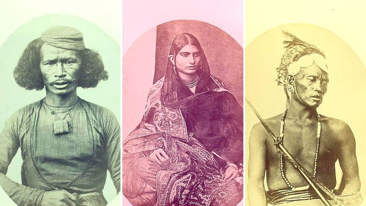 Looking Through the White Man's Lens: The Raj's Photos of Indians