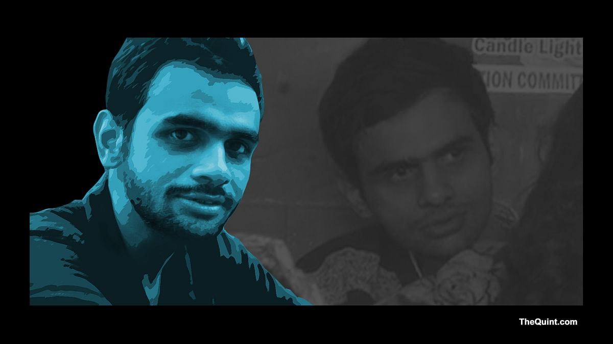 Attack on JNU's Umar Khalid Was Not Staged, Confirms Delhi Police