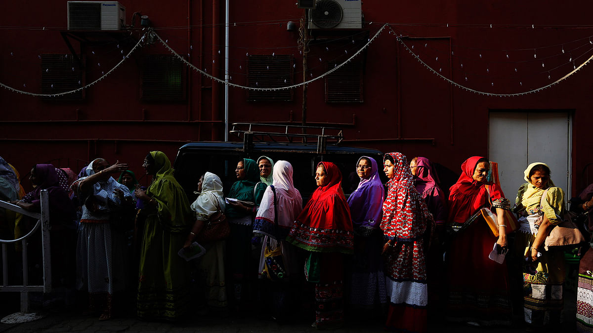 The Dawoodi Bohra sect still carries out female genital mutilation. (Photo: Reuters)