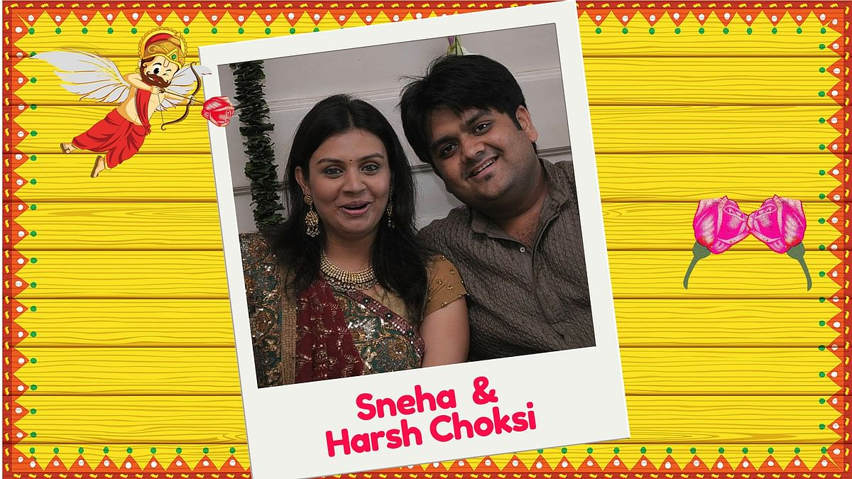 #MyLoveStory: Harsh & Sneha Decided to Give Love a Second Chance