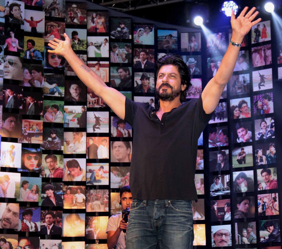 Shah Rukh Khan (Photo: Yogen Shah)