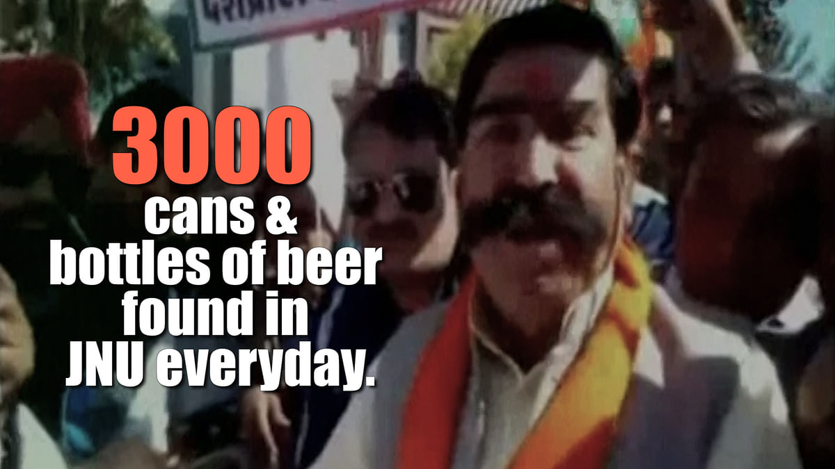 Will Prove '3000 Condoms at JNU' Comment: BJP MLA Gyandev Ahuja