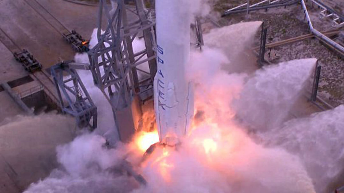 """(Photo Courtesy: Twitter/<a href=""""https://twitter.com/SpaceX"""">@SpaceX</a>)"""