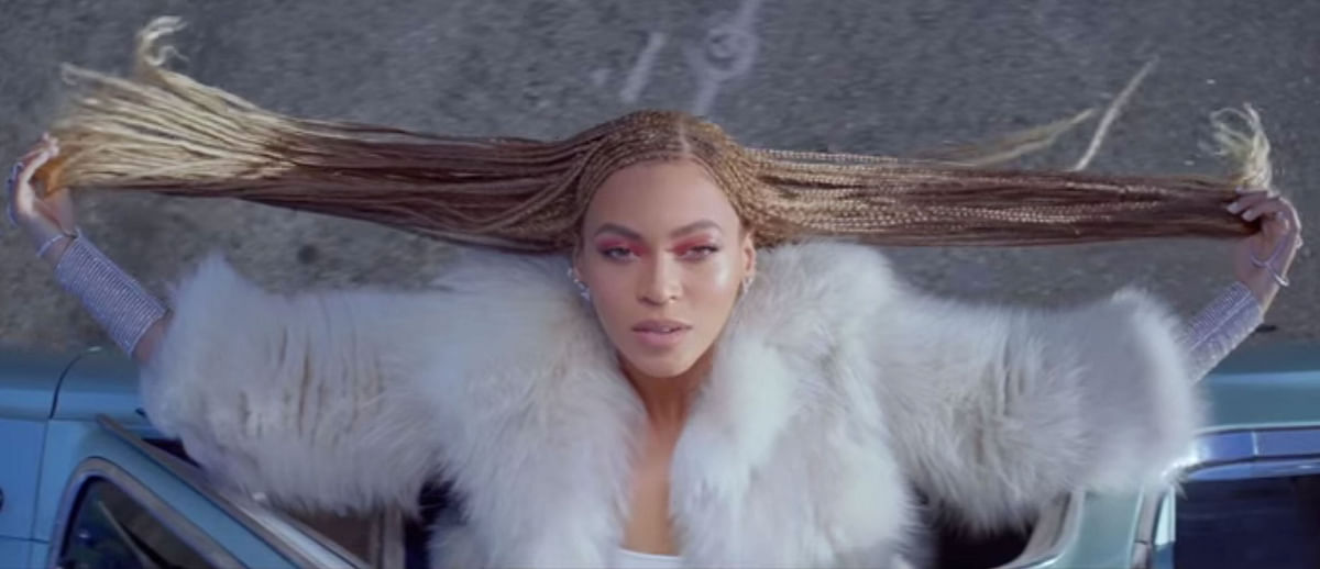Beyonce (Photo: YouTube Grab - Formation by <i>Beyonce</i>)